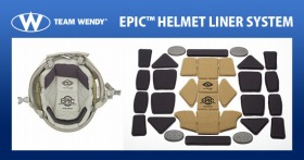 TEAM WENDY EPIC Helmet Liner System