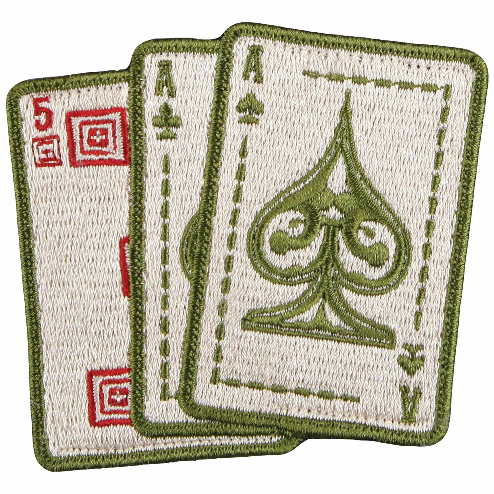 ACE IN HAND PATCH