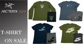 Arc'teryx leaf tshirt