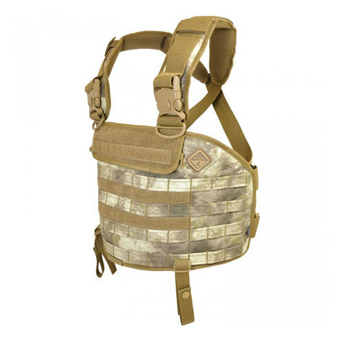 Frontline MOLLE Chest Rig - A-Tacs