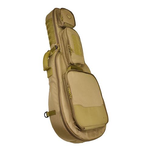 Battle Axe - guitar-shaped padded rifle case