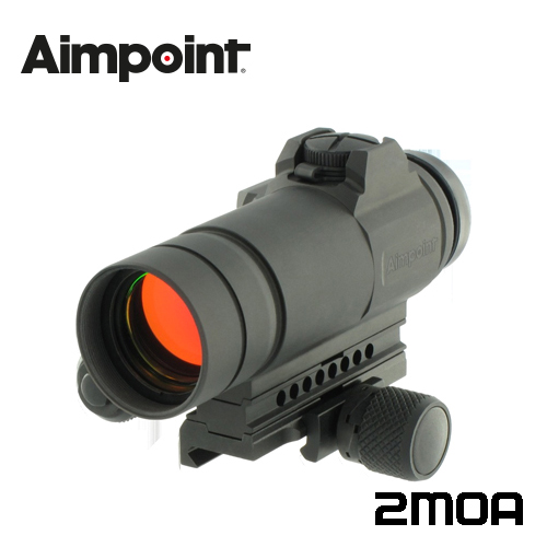 Aimpoint COMP M4s 2MOA