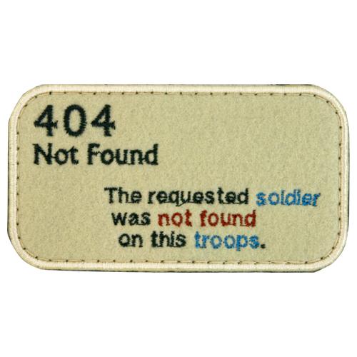 404 パッチ フルスペル