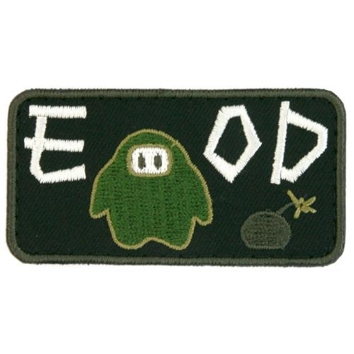 EOD スクアッド パッチ
