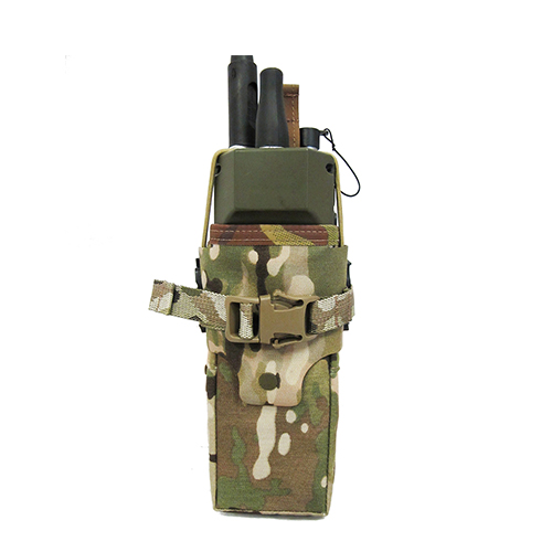 Multi-Access Radio Mission Pouch for AN/PRC-148 6/9