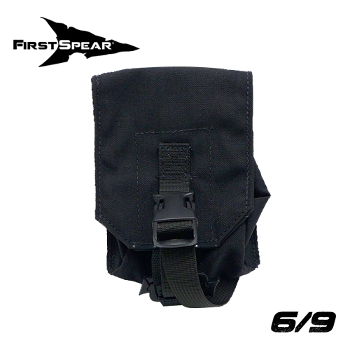 Long Gun Mag Pouch 5 Round, 3 Mag Sustainment 6/9