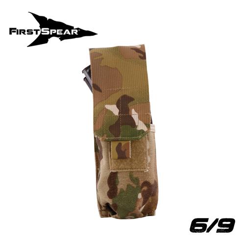 Magazine Pocket, Single, AK47, 30 Round 6/9