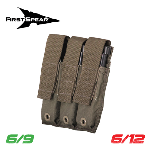 Pistol Magazine Pocket, Triple