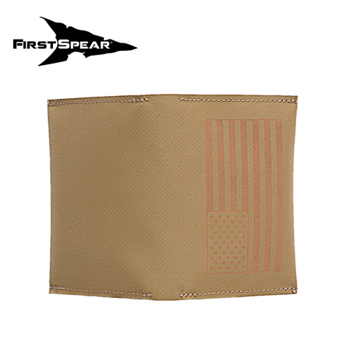 Deluxe Credit Card Holder - American Flag