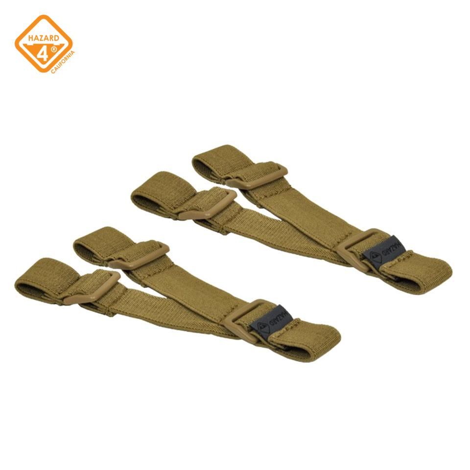 Delta - molle elastic retainers set