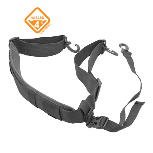 Padded Shoulder Strap w/ Stabilizer Strap