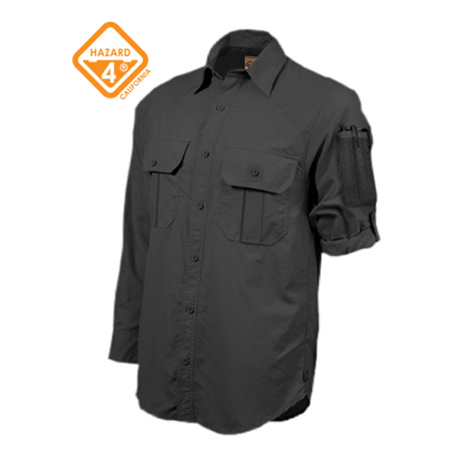 Colonial Safari Stretch Patch Shirt