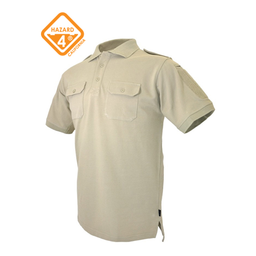 LEO Uniform Replacement Battle Polo - Tan / S
