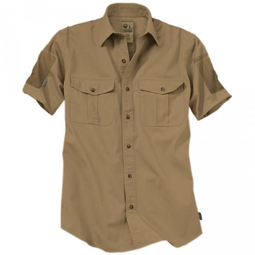 Mechanic Stretch Short Sleeve Shirt