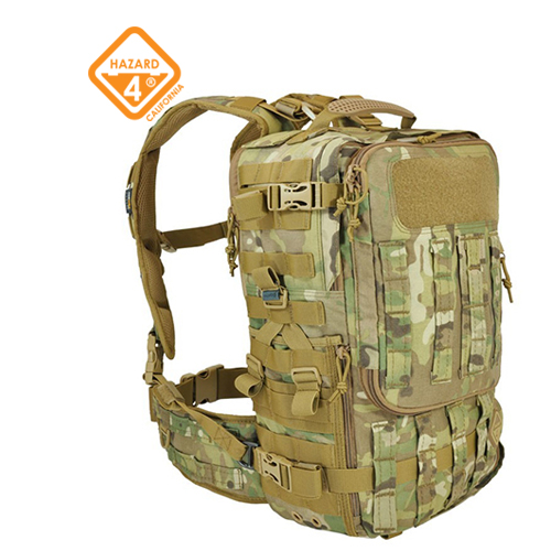 SecondFront Rotatable Backpack MultiCam