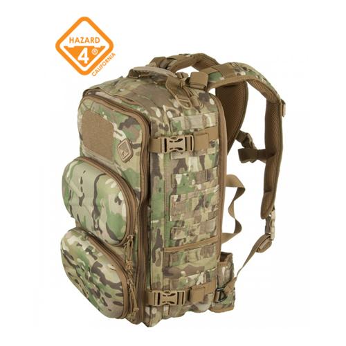 Clerk Front/Back Pod Organizer Backpack MultiCam