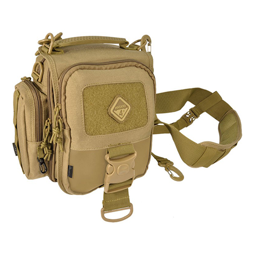 Tonto concealed carry mini-messenger