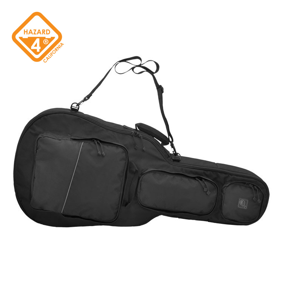 Civilian Lab Battle Axe - guitar-shaped padded rifle case