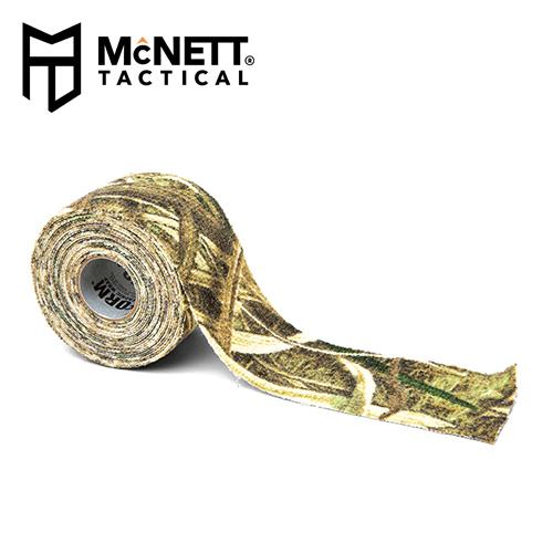 Camo Form Reusable Heavy-Duty Fabric Wrap Mossy Oak Shadow Grass Blades