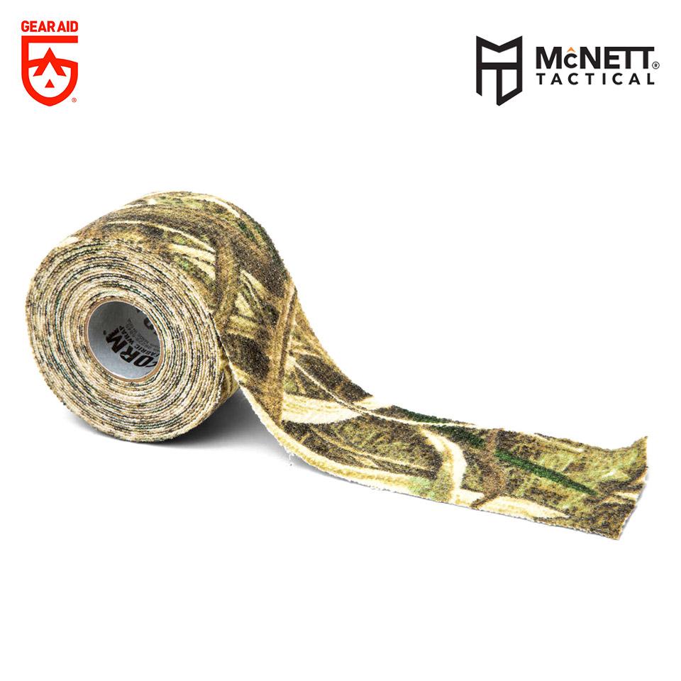 Camo Form Reusable Fabric Wrap - Mossy Oak Shadow Grass Blades