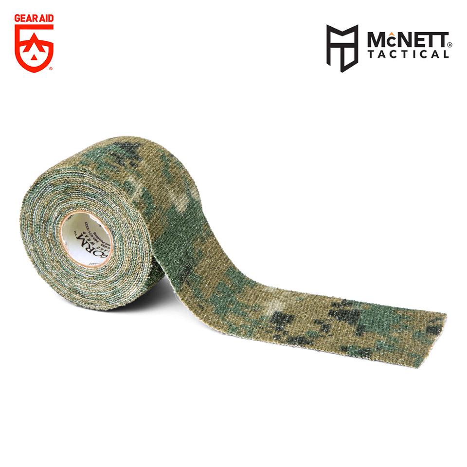 Camo Form Reusable Fabric Wrap - Woodland Digital