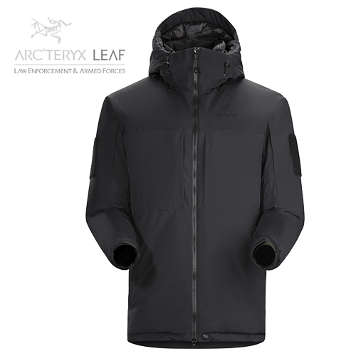 COLD WX JACKET SV MEN'S - Black