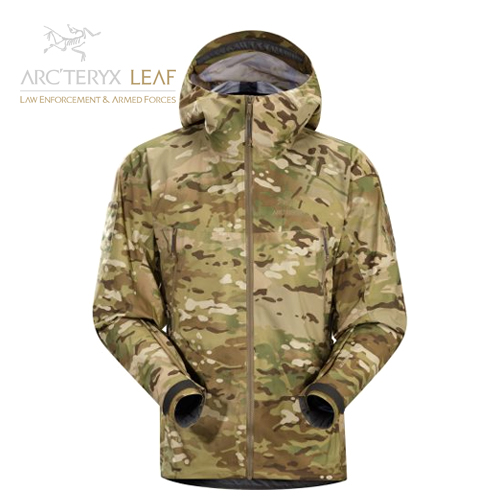 ALPHA LT JACKET GEN 2−MULTICAM【2016】
