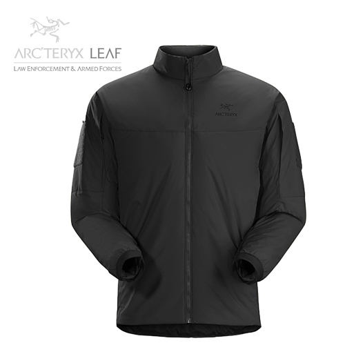 COLD WX JACKET LT MEN'S - Black