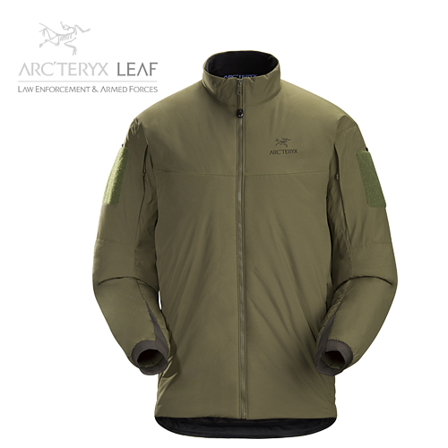 COLD WX JACKET LT MEN'S - Ranger Green