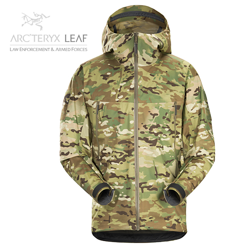 ALPHA LT JACKET GEN 2 MULTICAM【2017】