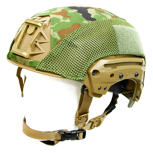 JGSDF Team Wendy Helmet Cover Mesh