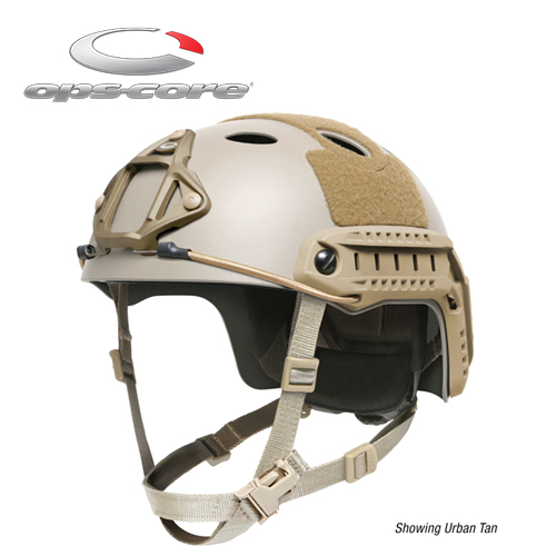 FAST CARBON HIGH CUT HELMET Urban Tan