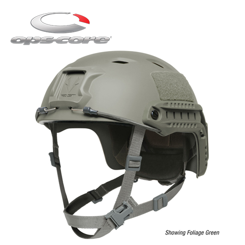 FAST BUMP HIGH CUT HELMET FOLIAGE GREEN