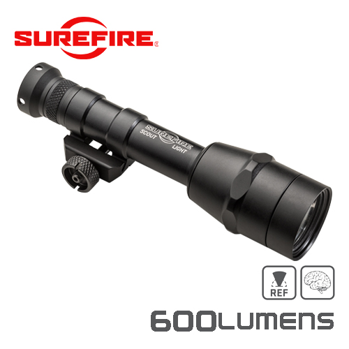 M600IB Scout Light with IntelliBeam Technology