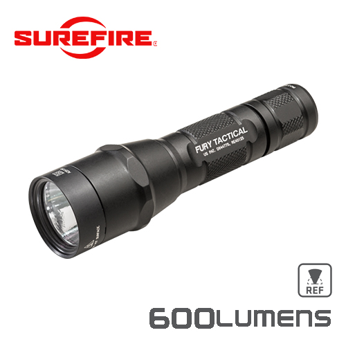 P2X Fury Tactical Single-Output LED
