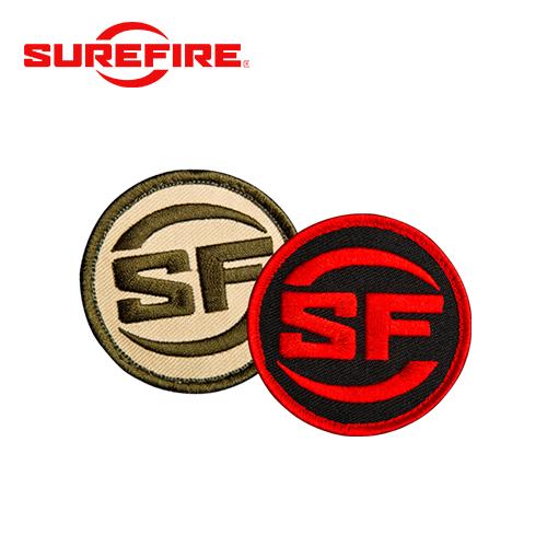 SF サークル ロゴ パッチ[生産終了・在庫限り]