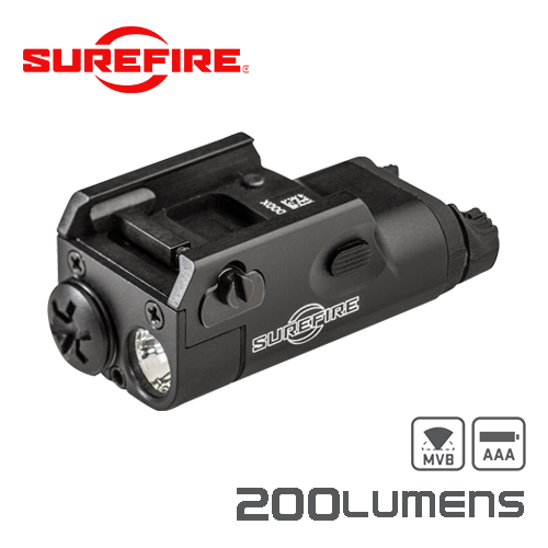 XC1 Ultra-Compact LED Handgun Light