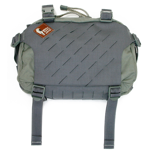 M2016 BUTT PACK - Manatee / Foliage Green