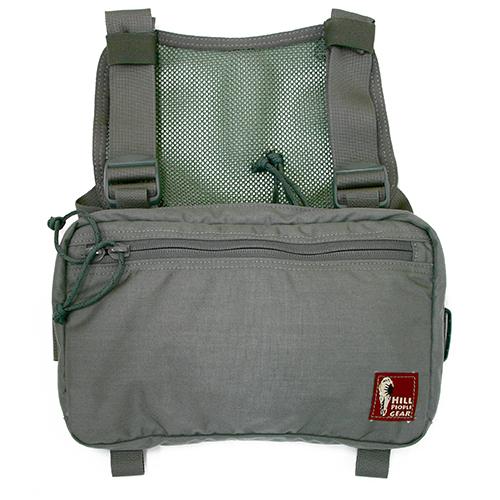 RUNNER'S KIT BAG - Foliage Green