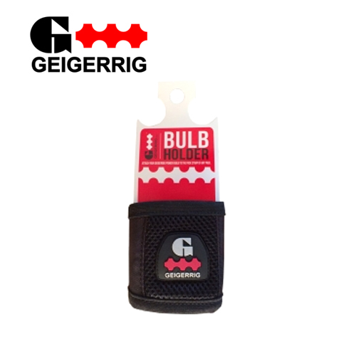 GEIGERRIG Power Bulb Holder BK