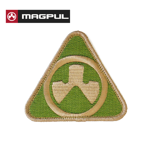 MP DynamicLogoPatch LightGreen