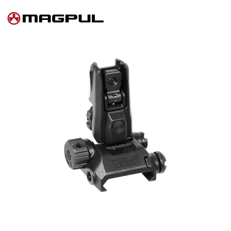 MBUS PRO LR ADJUSTABLE SIGHT REAR