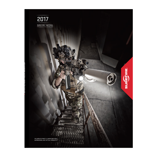 SUREFIRE 2017 日本語カタログ