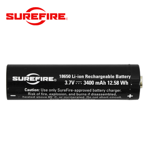 SF18650A - LITHIUM-ION RECHARGEABLE BATTERY