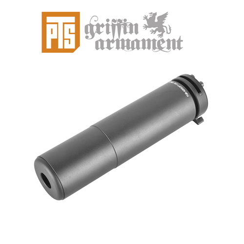 Griffin M4SDII Mock Suppressor BK