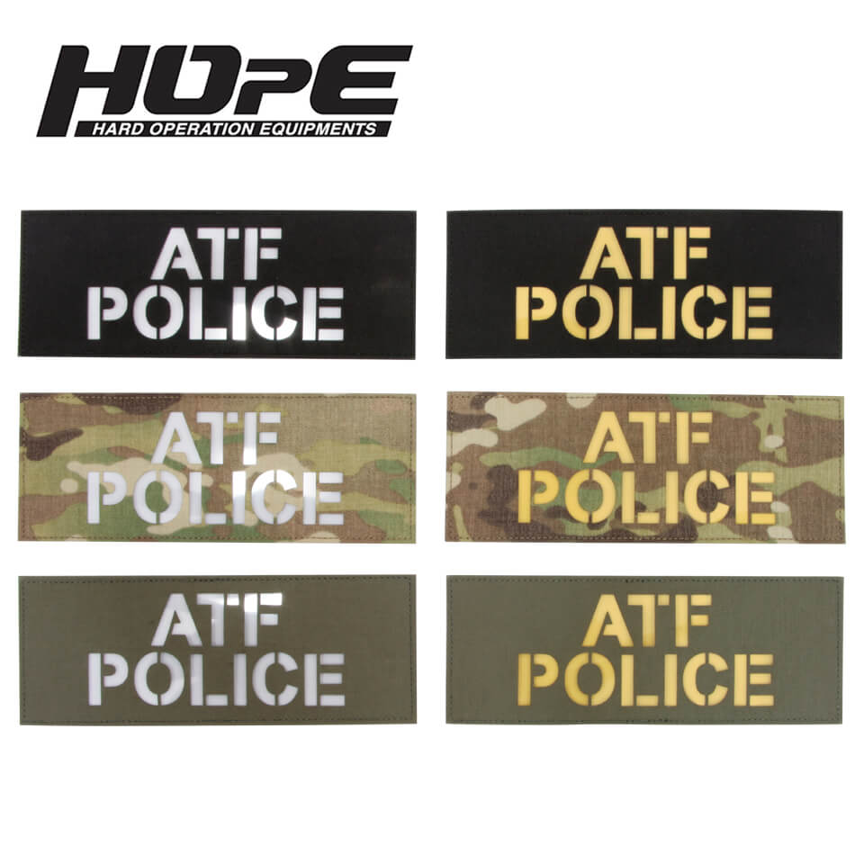 Patch 3x8-ATFPOLICE