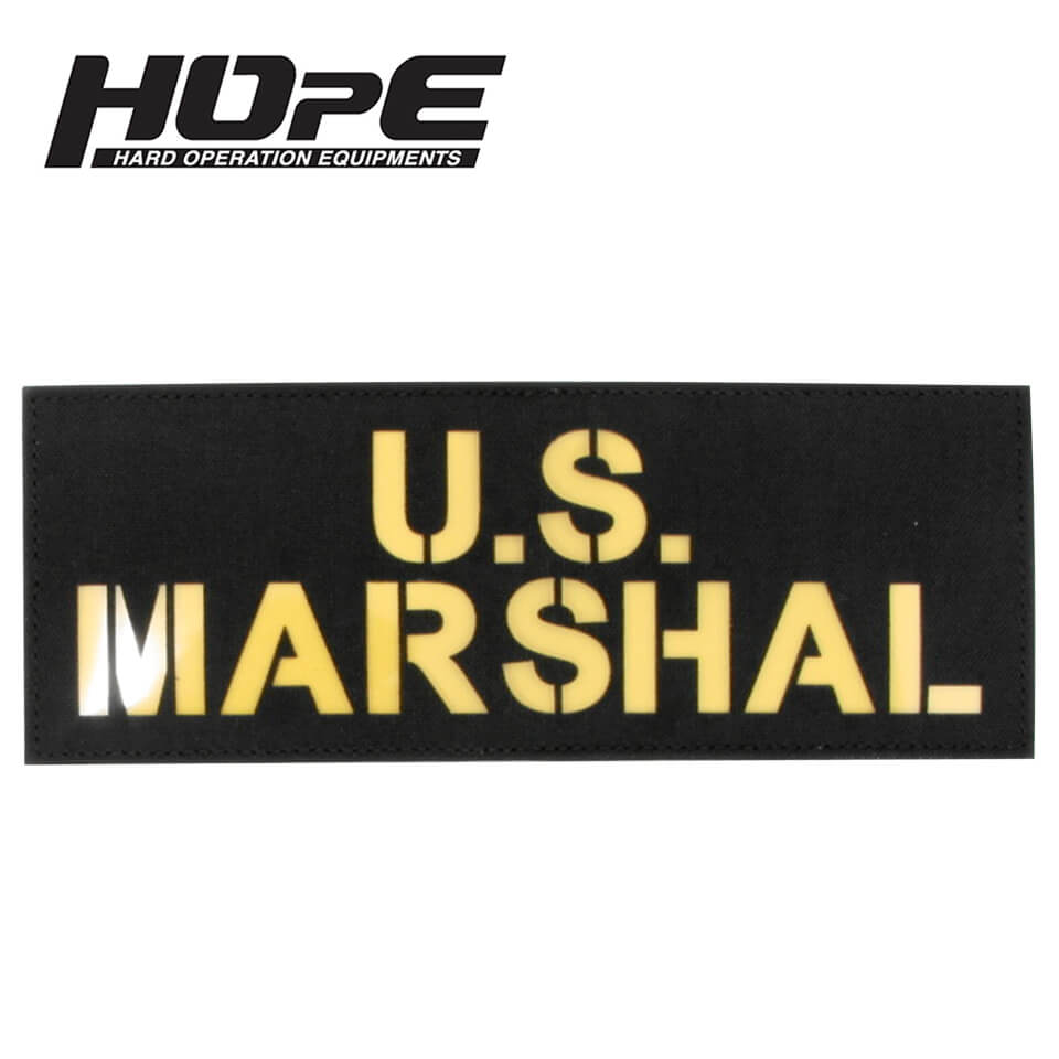 Patch 3x8-U.S.MARSHAL