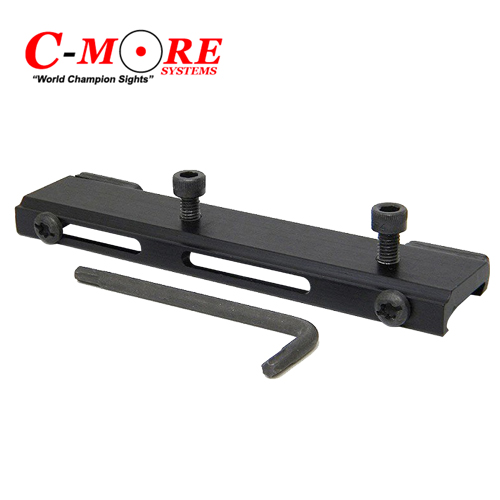 C-MORE Railway Base w/2 Clamps