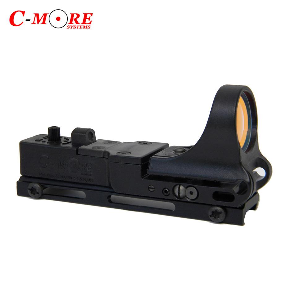 RW - Railway Red Dot Sight, Polymer Body, Standard Switch
