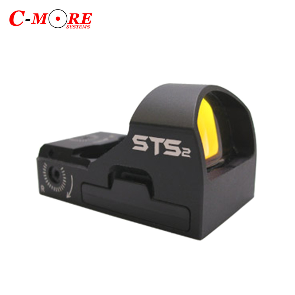 STS2 - Micro Red Dot Sight - 3MOA